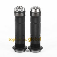 Wholesale 7 quot Motorcycle Universal mm Alloy Hand Grips Handle Bars Cover