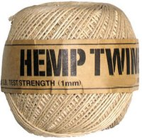 Wholesale nature color or dyed color lbs Hemp Twine for diy Craft with diameter mm ft from China