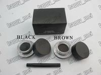 Yes eye gel eye liner - Factory Direct New Makeup Eyes Eyeliner g Fluidline Eye Liner Gel Will Brush Black Brown