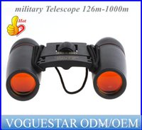 Wholesale Optical military Binocular Telescope Sakura Night Vision X type Zoom NEW Telescope Bag m m OUT0081