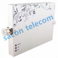 Wholesale 4G LTE2600 Mobile Phone Signal Booster Repeater Amplifier With Coverage m2 ODM OEM G Cell phone booster LTE repeater with AGC ALC