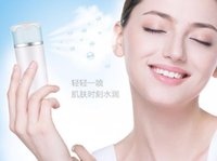 Wholesale DEVNLIN D7 USB Rechargeable Handy facial steamer Mist Spray Nano Mister with ML Water Volume Deeply water supply for your skin