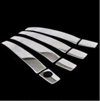 Wholesale Stainless steel For Chevrolet CRUZE Malibu Opel Mokka ASTRA J Insignia door handles cover sticker Exterior decoration products
