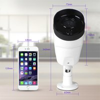 application networks - 4CH H NVR HD P IR Cut PoE Network Outdoor CCTV Security Bullet IP Camera System support system reset multipe application scene simple