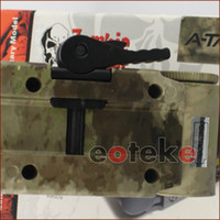 Wholesale 556 Resident Evil Holographic Red Green Dot Sight Rifle with mm Rail Mounts Holographic sight