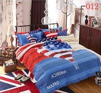 balloon air machine - Cartoon Hot Air Balloon Cotton Bedding Set Bedclothes Sets Bed Linens Comforter Covers Duvet Cover Flat Sheets Pillowcase