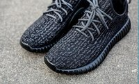 Wholesale Authentic Kanye Shoes Yeezy Boost Men Women Fashion Running Shoes Outdoor Boots With Retail Bag Socks Receipts Box Hot Sale Yeezy Boost