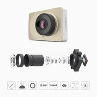 automobile frames - Xiaomi Xiaoyi Carcorder Smart Automobile Data Recorder Camera Car DVR ADAS P Frames Video Starlight Night Vision quot Screen PA3442
