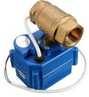 Wholesale DC V DN15 CR01 Mpa Electrical Valve Motorized Ball Valve