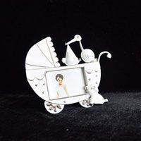 al por mayor marcos de la foto europa-2016 nueva venta Familia de dibujos animados marco de la foto Europa estilo marco decorativo de la foto creatived tamaño de la forma irregular Marco de fotos PF-020