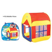 Wholesale Hot Sale Christmas gift promotion large child tent ultralarge game house toy house kids play tent Child gifts