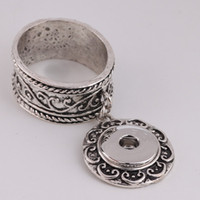 Wholesale Silver or Gold mm Snap button Snap Napkin RIng or silk button buckle DIY making Jewelry Charms LU01