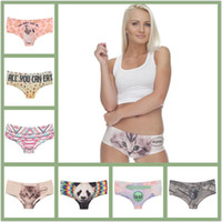 best pussy - Women s Panties Best Match Women s Girl s Sexy Lingerie Briefs Panties Pussy Animal Print Panty Polyester Underpants Underwea