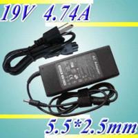 amilo pro - 19V A W New AC Adapter Charger for Fujitsu Siemens Amilo Pro V3405 V3505 V3525 AU USA UK EU PLUG