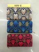 accept credit cards - Hot selling european designer leopard printing pu leather women stander purse female wallets with zip customized accepted