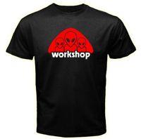 alien workshop shirt - The Alien Workshop Space CUstoms Logo Men Black T shirt