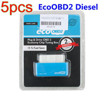 best quality fuel - Plug and Drive EcoOBD2 Economy Chip Tuning Box for Diesel Cars Fuel Save Best Quality