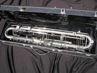 Wholesale LeBlanc Model quot Paper Clip quot Metal EEb Contra Alto Clarinet