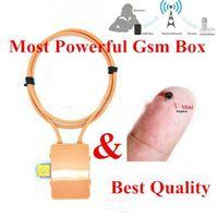 Wholesale Best partner W gsm neckloop gsm box with invisible super mini micro earphone hidden earpiece