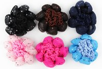 ballet hair styles - Sequin Hair Net Women Girls Crochet Bun Cover Hair Snood Ballet Dance Skating Mesh Style