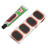 bicycle tube patches - Bike Tire Bicycle Kit Patches Repair Glue Tyre Tube Rubber Puncture