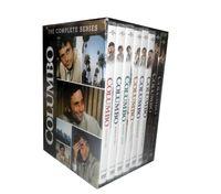 Wholesale Factory price COLUMBO Columbo DVDs TV Series Complete DVD US region version Box Set DHL free