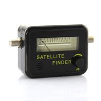 Wholesale Satellite Finder Tool Meter For SAT DISH TV lnb direc TV satfinder Meter Network Satellite Dish localizador de satelite digital