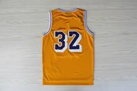 basketball shorts sale - Men s yellow basketball Jersey Cheap Sale men sports basketball jerseys Size S XXL mixed orders