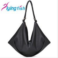 Wholesale NEW Dumplings Tote Bags Elegant Women Leather Handbags New Arrival Brief Women s Shoulder Large Capacity Ladies Bag BA112