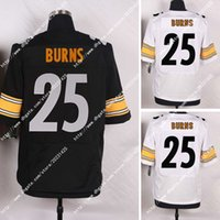 authentic steelers jersey - NWT Factory Outlet Newest NIK Elite Artie Burns Steelers Men s Stitched Embroidery Logos America Football Authentic Jerseys Sweatshirts