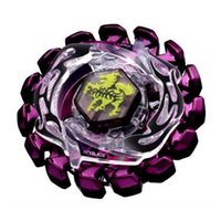Wholesale BEYBLADE METAL FUSION BB86 Purple Poison Zurafa Giraffe S130MB Without Launcher for Children Birthday Party Gift
