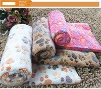 Wholesale 2016 new dog supplies Pet blanket coral velvet pet pads pad dog quilts dogs cat universal large dog mat