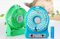 Wholesale Rechargeable Mini Usb Fan Small Pocket Usb Fan Portable Electric Summer Fans Cooling Operated without battery