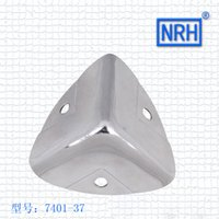 angle bracket hardware - 7401 Korean wrap angle furniture corner wrap angle NRH hardware wooden case wrap angle Corner Brackets