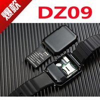 Wholesale smart watches DZ09 Factory direct sales of intelligent card QQ version of WeChat mobile phone Bluetooth smartWatch