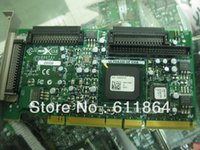 adaptec card - The original ADAPTEC R M dual SCSI card array card