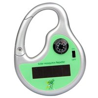 Wholesale Solar Powered Mosquito Insect Bug Repellent Repeller