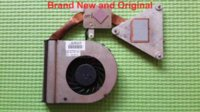 Cheap Brand new and original heatsink with fan for Dell N4050 independent laptop heatsink cooler radiator