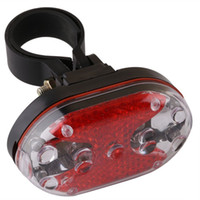 bicycle tail light bracket - 9 LED Bike Safety Warning Rear Tail Light Bicycle Lamp Bright Red Flash with Mounting Bracket
