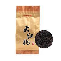 Wholesale premium tea in bulk g Dahong Pao Tea Anticancer High Fire Wuyi Oolong Tea Wuyi Rock Tea Wu long Antiaging Vacuum Pack