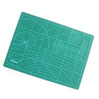 Wholesale Pvc Rectangle Self Healing Cutting Mat Tool A4 Craft Dark Green cm cm