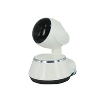 Wholesale WIFI HD IP Camera with Smoke Detector Intercom Gas Sensor Infrared Night vision Smartphone Control Remote Monitoring Hotsale