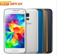 android os smartphone - 2016 Original Unlocked Mobile Phones Samsung Galaxy S5 mini G800F16 MP GB ROM Android os quot Smartphone Refurbished