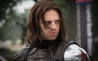 art barnes - Sebastian Stan Captain America Winter Soldier Pakistan Barnes Poster Print x36 inch art silk poster Wall Decor