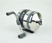 Wholesale Spincast wheels shaft line wheel lure wheel fish wheel stainless steel cover fishing reels