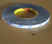 Wholesale Rolls A Double Sided Adhesive Tape M Black Glue For Cellphone Repair m mm