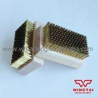 Wholesale BR1037BR EA Brass Wire Brush mm wire diameter copper wire brush