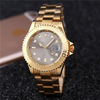 Wholesale New luxury fashion brand product in men and women of the new date steel automatic movement quartz clock male hubnessingly BCXVZ