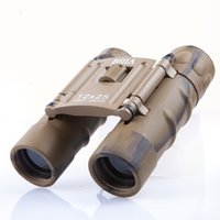 Wholesale BIJIA Colors Available Binoculars x25 Portable Waterproof Binocular Telescope for Outdoor Hiking Hunting