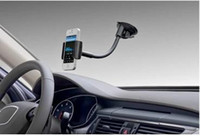Wholesale 3 quot quot Car Windshield Mount Holder Bracket Cradle Stand For iPhone S HTC Samsung Mobile Phone GPS